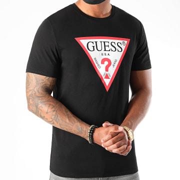 Guess - Tee Shirt M0YI71-I3Z11 Noir