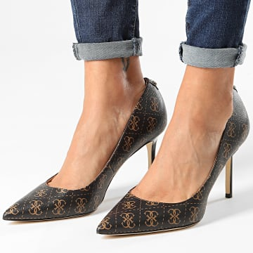 Guess - Escarpins FL7DA3FAL08 Brown Cream