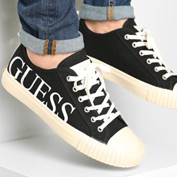Guess - Baskets FM7NWLFAB12 Black Beige