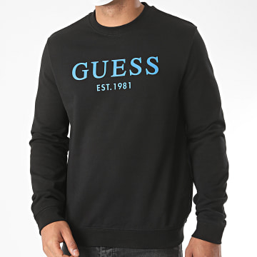 Guess - Sweat Crewneck M0YQ31-K7ON0 Noir