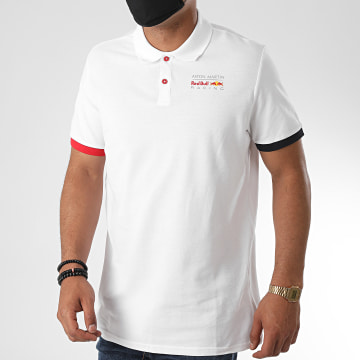 Aston Martin Racing - Polo Manches Courtes Aston Martin Racing 170781010 Blanc