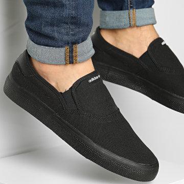 Adidas Originals - Baskets 3MC SlipOn EG2639 Core Black