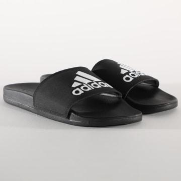 Adidas Performance - Claquettes Adilette Conmfort CG3425 Noir