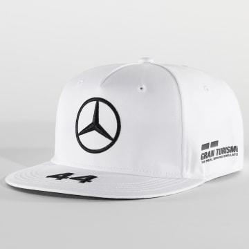 F1 et Motorsport - Casquette Lewis Driver 141101077 Blanc