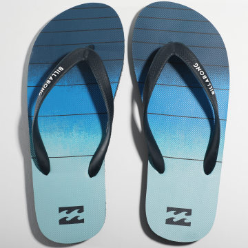 Billabong - Tongs Tides Bleu Marine