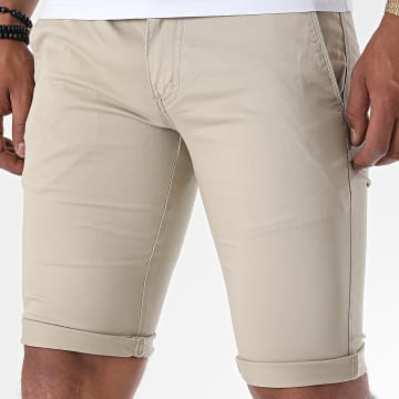Classic Series - Short Chino BD2258 Beige