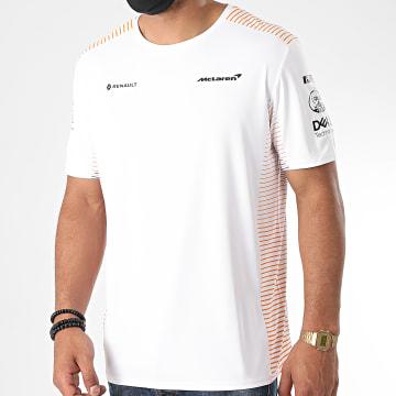 Renault F1 Team - Tee Shirt De Sport 334801022 Blanc