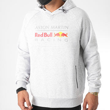 Aston Martin Racing - Sweat Capuche Aston Martin Racing 170701006 Gris Chiné