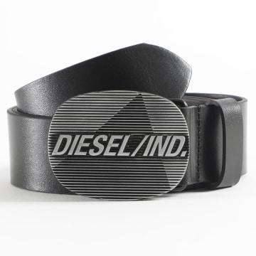 Diesel - Ceinture X07075 Noir