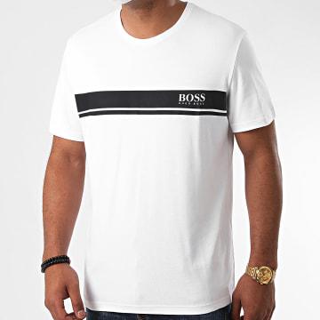 BOSS - Tee Shirt Relax 50431074 Blanc