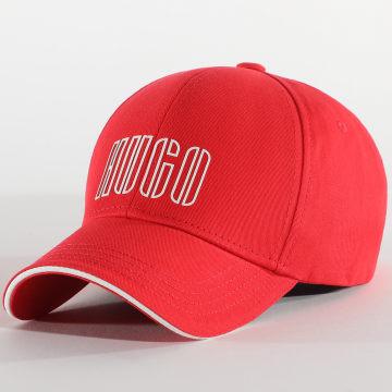 HUGO by Hugo Boss - Casquette 50431807 Rouge