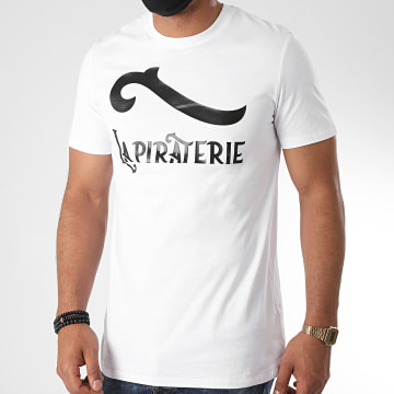 La Piraterie - Tee Shirt Outlaw Blanc
