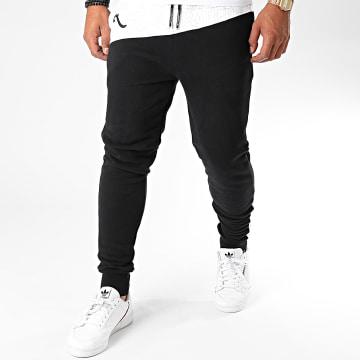 La Piraterie - Pantalon Jogging Wave Noir
