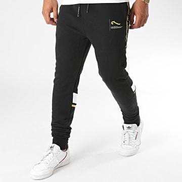 La Piraterie - Pantalon Jogging Black Sam Noir