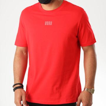 HUGO - Tee Shirt Durned 203 50434268 Rouge