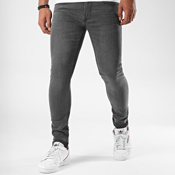 Only And Sons - Jean Skinny Warp 8808 Gris Anthracite