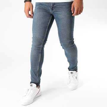 Only And Sons - Jean Skinny Warp 2198 Bleu Denim