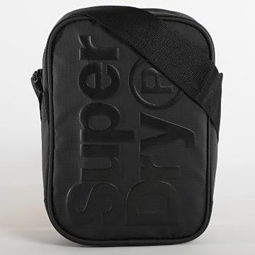 Superdry - Sacoche Side Bag M9100022A Noir