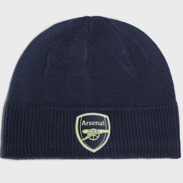 Adidas Performance - Bonnet Arsenal FR9730 Bleu Marine