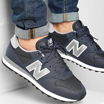 New Balance - Baskets Lifestyle 500 527671 Navy