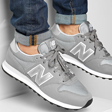 New Balance - Baskets Lifestyle 500 527671 Grey