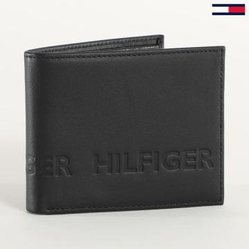 Tommy Hilfiger - Porte Cartes Mini CC 6309 Noir