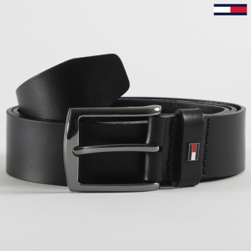 Tommy Hilfiger - Ceinture Denton Leather 6322 Noir