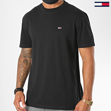 Tommy Jeans - Tee Shirt Tommy Classics 6061 Noir
