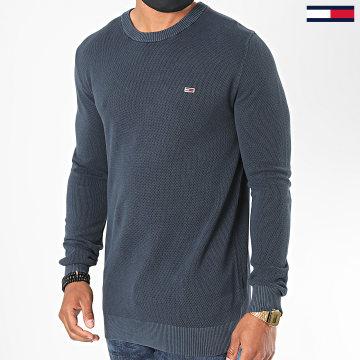 Tommy Jeans - Pull Lighweight 7947 Bleu Marine
