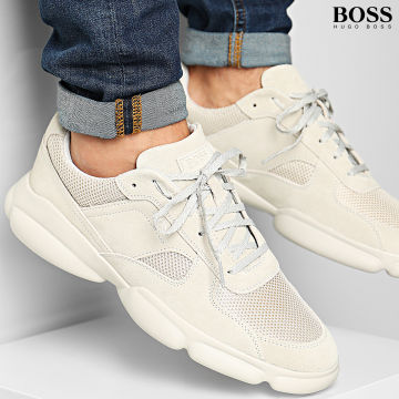 BOSS - Baskets Rapid Runner 50432847 Light Beige