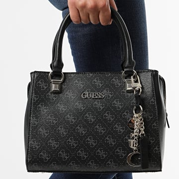 Guess - Sac A Main Femme SG774105 Gris Anthracite Multi