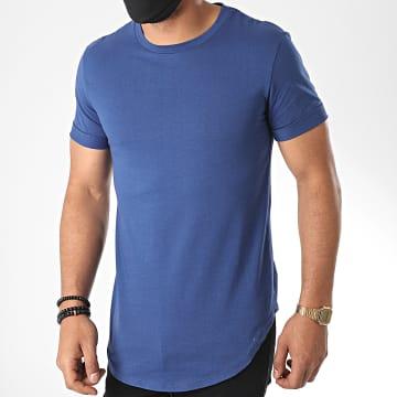 Uniplay - Tee Shirt Oversize UY497 Bleu Marine