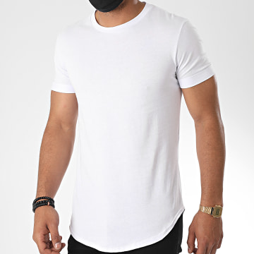 Uniplay - Tee Shirt Oversize UY497 Blanc