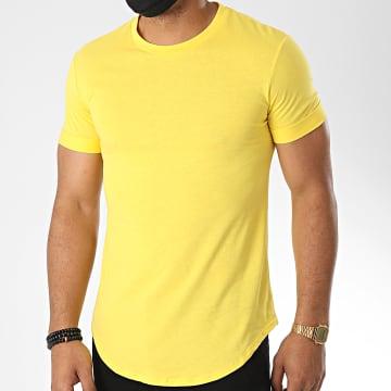 Uniplay - Tee Shirt Oversize UY497 Jaune