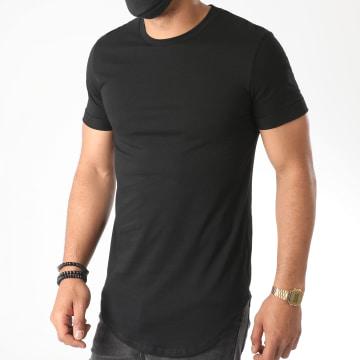 Uniplay - Tee Shirt Oversize UY497 Noir