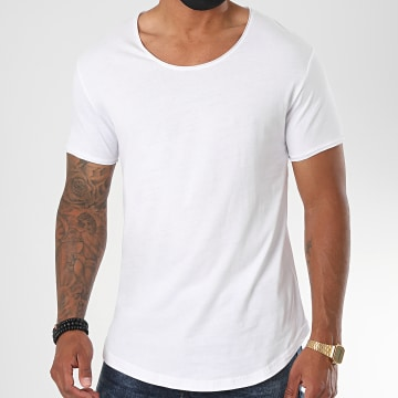 Classic Series - Tee Shirt Oversize 3603 Blanc