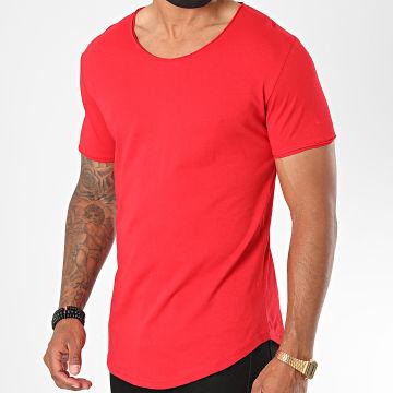 Classic Series - Tee Shirt Oversize 3603 Rouge