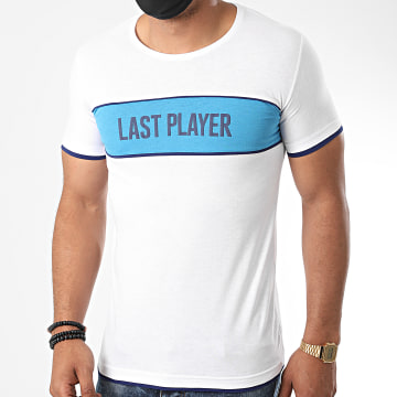 Classic Series - Tee Shirt 777 Blanc