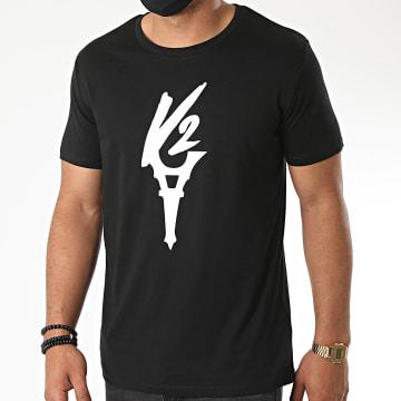Da Uzi - Tee Shirt Logo Noir