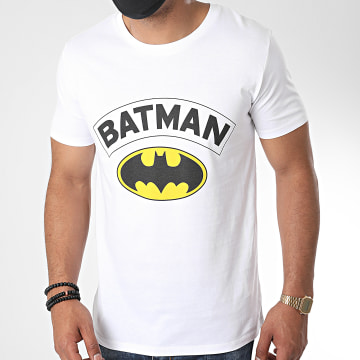 DC Comics - Tee Shirt Sign Blanc