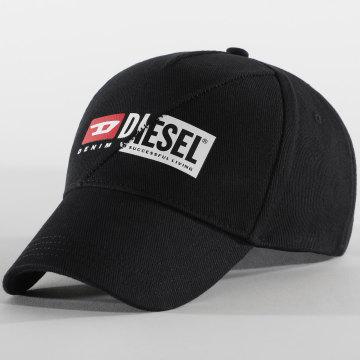 Diesel - Casquette Cuty Noir