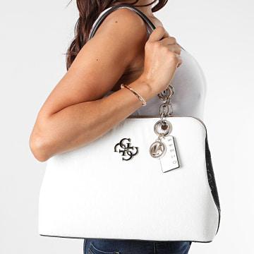 Guess - Sac A Main Femme SG774610 Blanc Multi