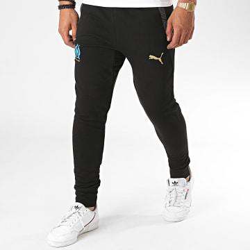 Puma - Pantalon Jogging OM Casuals Sweat 757750 Noir