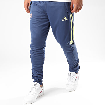 Adidas Performance - Pantalon Jogging A Bandes Arsenal FC FQ6177 Bleu Marine