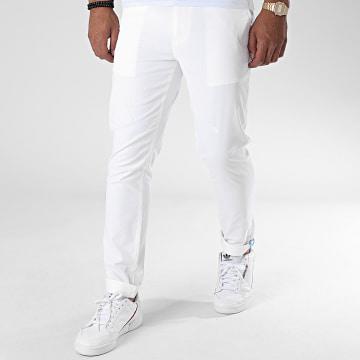 Armita - Pantalon Chino J-S7124 Blanc