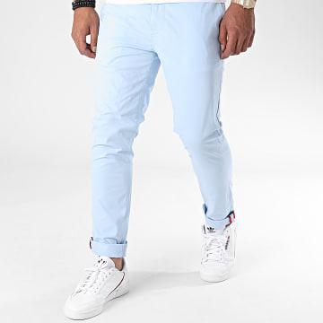 Armita - Pantalon Chino J-S7124 Bleu Ciel