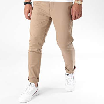 Armita - Pantalon Chino J-S7124 Marron