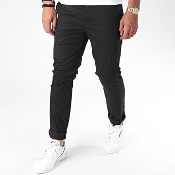 Armita - Pantalon Chino J-S7124 Noir