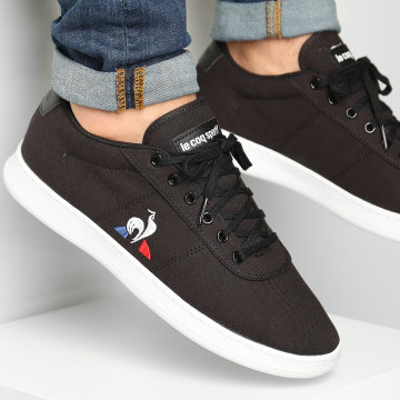 Le Coq Sportif - Baskets Smash 2010289 Black