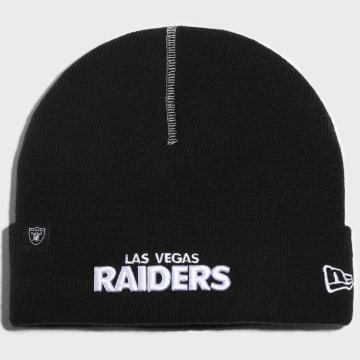 New Era - Bonnet Knit Basic Oakland Raiders 60068521 Noir